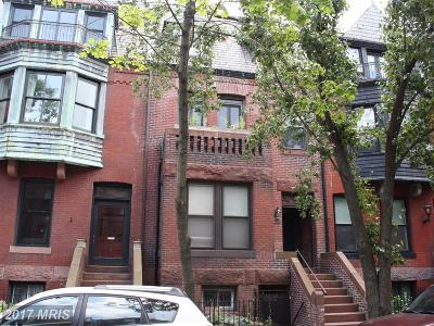 Washington Rental For Rent: 1614 Riggs Place NW #1