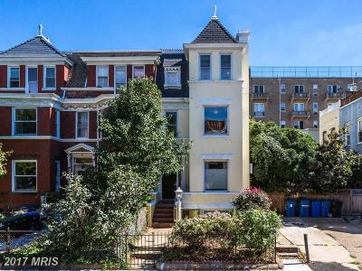 Single Family Home For Sale: 3409 Brown Street NW #4
