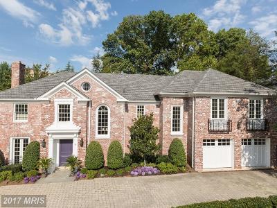 Washington Single Family Home For Sale: 2845 McGill Terrace NW