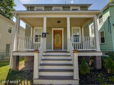 Single Family Home For Sale: 3009 Otis Street NE
