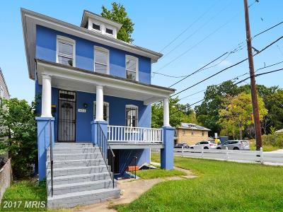 Washington Single Family Home For Sale: 1476 Morris Road SE
