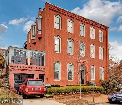 Capital Hill, Capitol Hill, Capitol Hill North, Capitol Hill Tower, Capitol Square At The Waterfront Single Family Home For Sale: 330 A Street SE