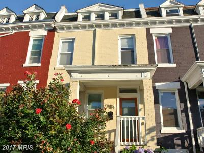Rental For Rent: 738 Hobart Place NW