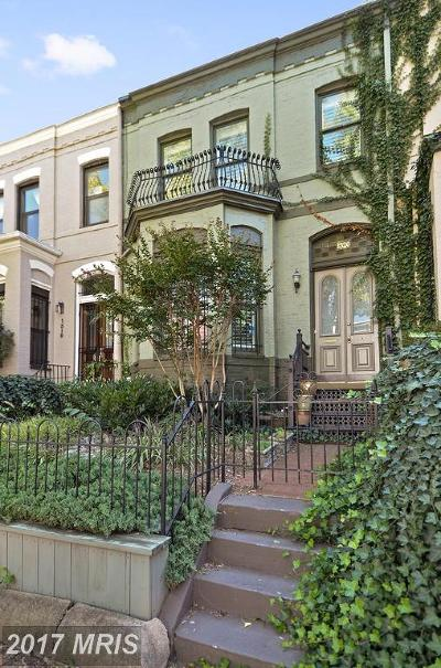 Washington Condo For Sale: 1320 Riggs Street NW