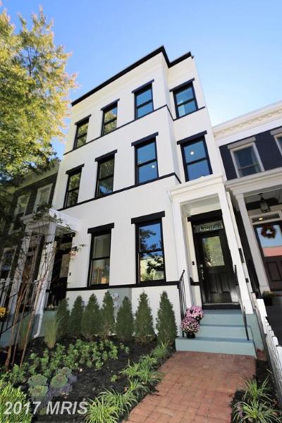 Washington Townhouse For Sale: 1529 E Street SE #B