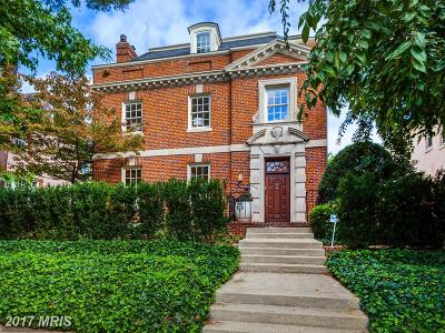 Washington Single Family Home For Sale: 3009 Cathedral Avenue NW