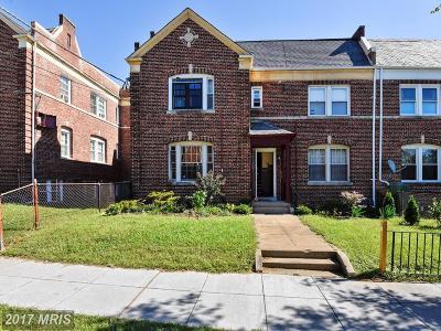 Brookland Multi Family Home For Sale: 4013 8th Street NE