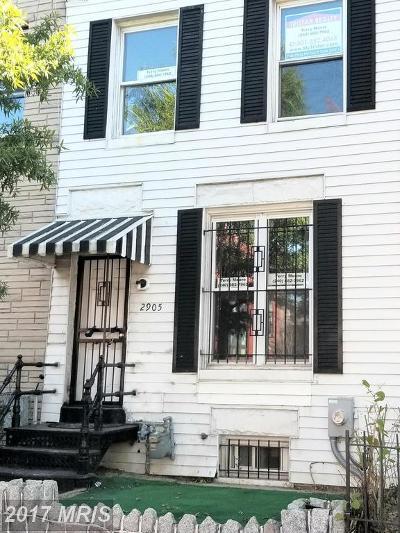 Washington Condo For Sale: 2905 Georgia Avenue NW