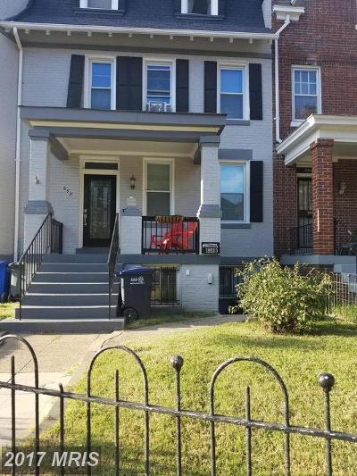 Rental For Rent: 646 D Street NE