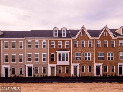 Washington Townhouse For Sale: 611 Totten Mews NE