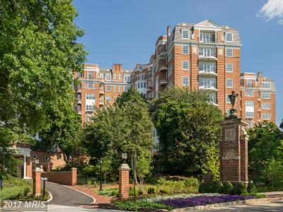 Woodley Park Condo For Sale: 2660 Connecticut Avenue NW #6A