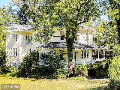 Washington Single Family Home For Sale: 5407 Macomb Street NW