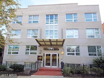 Washington Condo For Sale: 712 Marietta Place NW #303