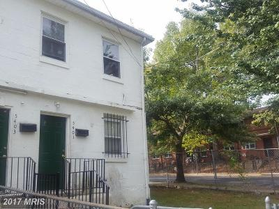 Rental For Rent: 5401 Dix Street NE