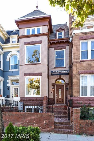 Bloomingdale Townhouse For Sale: 1926 1st Street NW #2