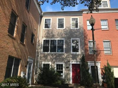 Washington Townhouse For Sale: 808 Hr Drive SE