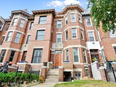 Washington Condo For Sale: 1235 Girard Street NW