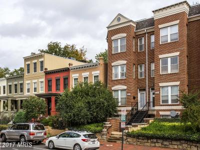 Washington DC Townhouse For Sale: $799,900