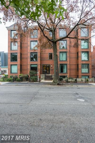 Single Family Home For Sale: 440 Rhode Island Avenue NW #203