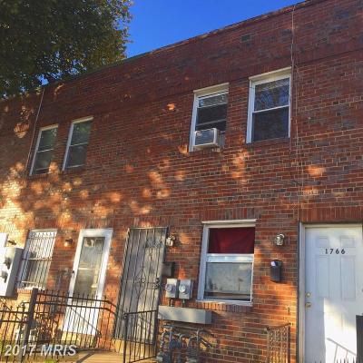 Duplex For Sale: 1764 Gales Street NE