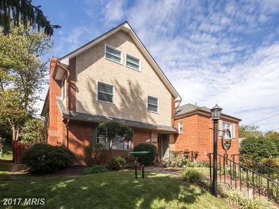 Washington DC Single Family Home For Sale: $387,000