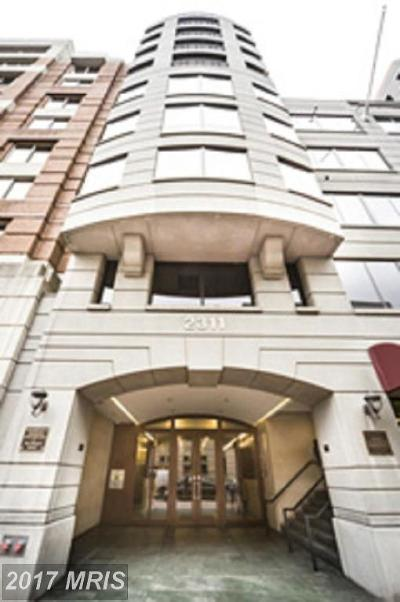 Rental For Rent: 2311 M Street NW #607