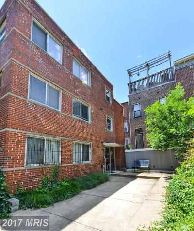 Washington Multi Family Home For Sale: 1526 12th Street NW