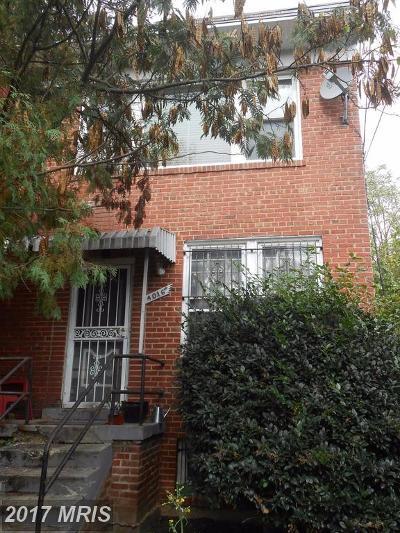 Washington DC Condo For Sale: $189,000