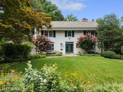 Washington DC Single Family Home For Sale: $1,375,000