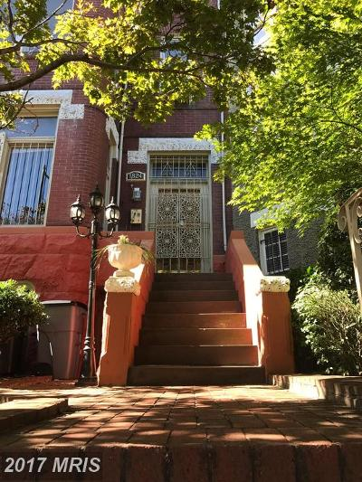 Rental For Rent: 1824 13th Street NW