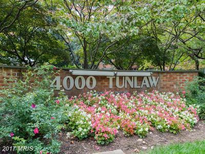 Washington Condo For Sale: 4000 Tunlaw Road NW #127
