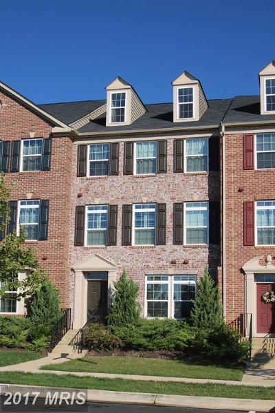 Washington Townhouse For Sale: 3604 Wright Terrace NE