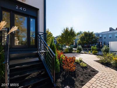 Shaw Duplex For Sale: 240 Q Street NW #PH #1
