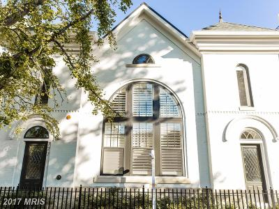 Columbia Heights Single Family Home For Sale: 777 Morton Street NW #1A