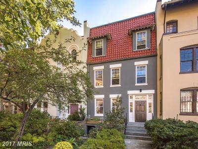 Washington Condo For Sale: 2343 Ashmead Place NW