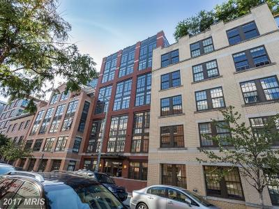 Logan, Logan Circle, U Street/Logan Single Family Home For Sale: 1444 Church Street NW #703 PH