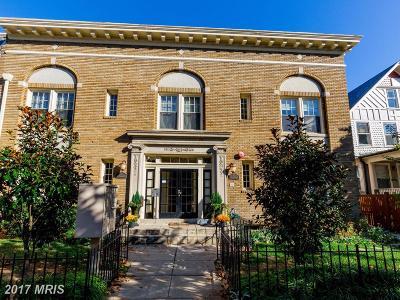 Washington Condo For Sale: 1823 Newton Street NW #105