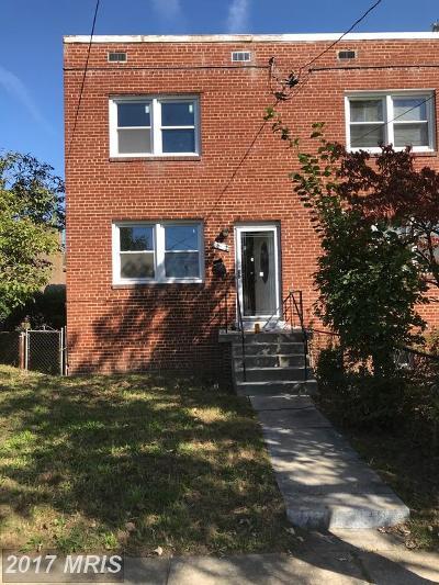 Washington Condo For Sale: 652 Oglethorpe Street NE