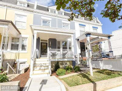 Washington Condo For Sale: 1409 Perry Place NW