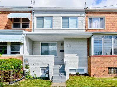 Brookland Condo For Sale: 706 Buchanan Street NE
