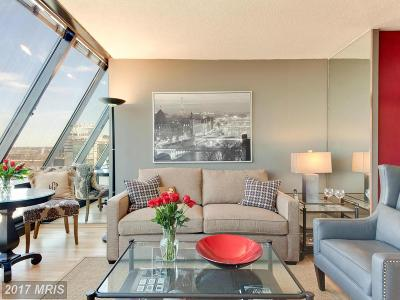 Logan Circle Condo For Sale: 1245 13th Street NW #PH-1008