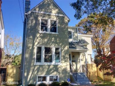 Michigan Park Single Family Home For Sale: 3811 South Dakota Avenue NE