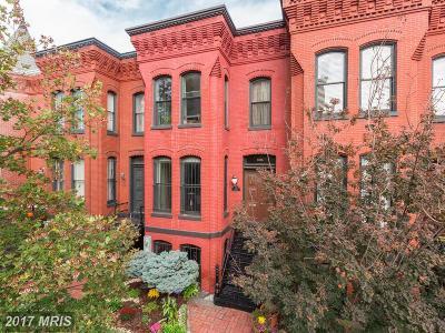 Washington Multi Family Home For Sale: 1225 O Street NW