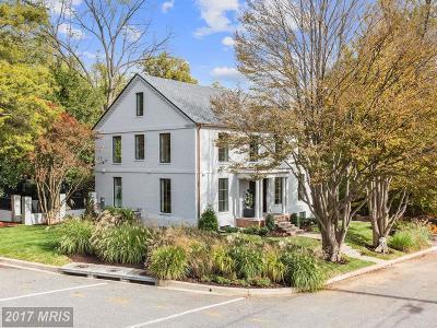 Washington Single Family Home For Sale: 4401 W Street NW