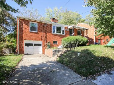 Hill Crest, Hill Crest, Hillcrest, Hill Crest/Hillcrest Single Family Home For Sale: 3644 Southern Avenue SE