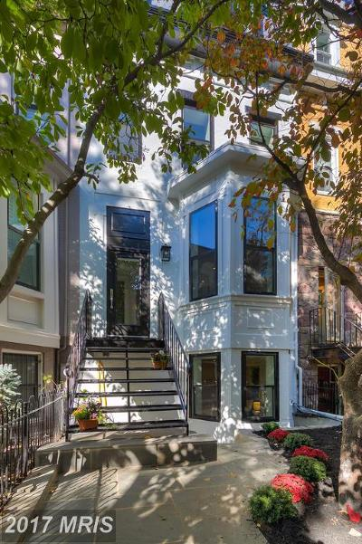 Logan Circle Condo For Sale: 1307 Riggs Street NW #2