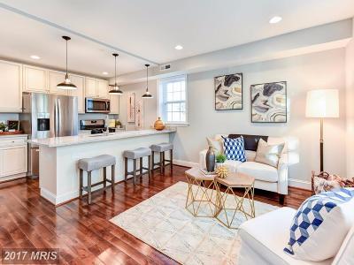 Washington Condo For Sale: 22 Gallatin Street NE #D