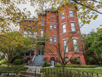 Washington Condo For Sale: 1500 Vermont Avenue NW #3