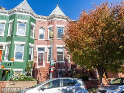 Washington Condo For Sale: 149 Randolph Place NW