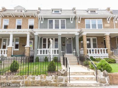 Woodridge Residential Lots & Land For Sale: 2027 Rhode Island Avenue NE